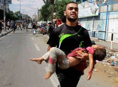 Don't forget to pray for the innocent children of Gaza …