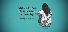 Walking Through The Fear