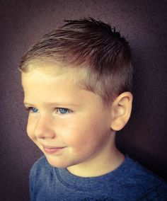 In addition to considering hair type, there are other considerations when it comes to haircuts for toddlers. How fast does hair grow? How easy are haircuts for your kid? For kids that don't mind haircuts, longer