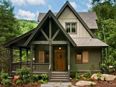 The most beautiful photos of DIY Network Blog Cabin 2009 are all in one place! Click through our inspirational gallery and fall in love with this mountain getaway, located minutes from picturesque Asheville, NC.