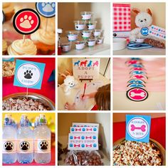 crafts to make  for a dog birthday party | Posted on September 10, 2012 by Jordan