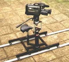 Image result for dolly track camera