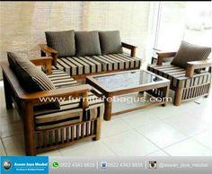 Kursi Tamu Minimalis Terbaru U0026 Harga Murah. Wooden Sofa DesignsWooden Sofa  SetLiving Room IdeasLiving ...