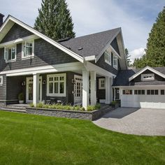 The Perfect Paint Schemes for House Exterior | Pinterest | Benjamin ...