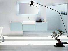 White Modern Room