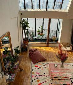 Interior And Exterior, Interior Design, T Home, Pretty Room, Dream Apartment, Home And Deco, Open Plan Living, House Goals, My Dream Home