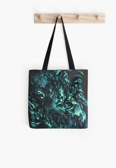 'The Prophecy' All Over Print Tote Bag, print design by Asmo Turunen. #design #totebag #shoppingbag #kestokassi #atcreativevisuals