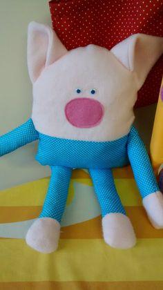Maskotka świnka