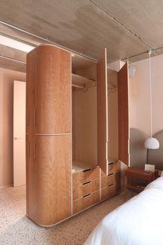 Plywood Furniture, Sofa Furniture, Furniture Design, Chair Design, Modern Furniture, Wardrobe Room, Wardrobe Furniture, Plywood Projects, Architecture Restaurant