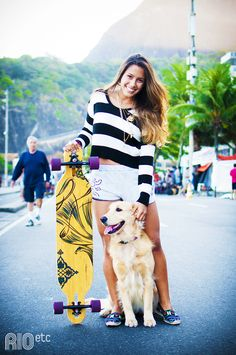 Rio #Brazil travel and longboard, my dream destination to see. I want to go to BRAZIL.