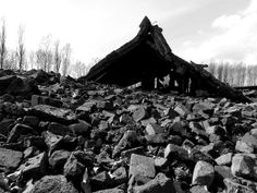 Ruins and remains of crematorium and gas chamber II
