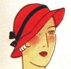 1930s hat
