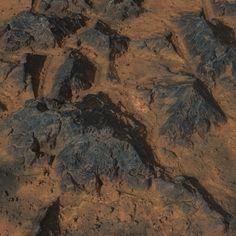 Substance_Designer - 100% procedural Martian Soil, Robert Wilinski on ArtStation at https://www.artstation.com/artwork/bB86o
