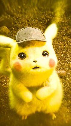 Cute Kawaii Animals, Baby Animals Super Cute, Cute Animal Drawings Kawaii, Cute Baby Dogs, Cute Cat Wallpaper, Cute Pokemon Wallpaper, Cute Disney Wallpaper, Pikachu Cat, Pikachu Drawing