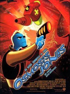 Osmosis Jones (2001) movie #poster, #tshirt, #mousepad, #movieposters2