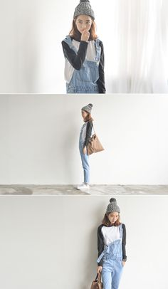 Korean Fashion – How to Dress up Korean Style – Designer Fashion Tips Korean Fashion Trends, Fashion 101, Minimal Fashion, Asian Fashion, Daily Fashion, Girl Fashion, Fashion Dresses, Fashion Design, Street Style Summer