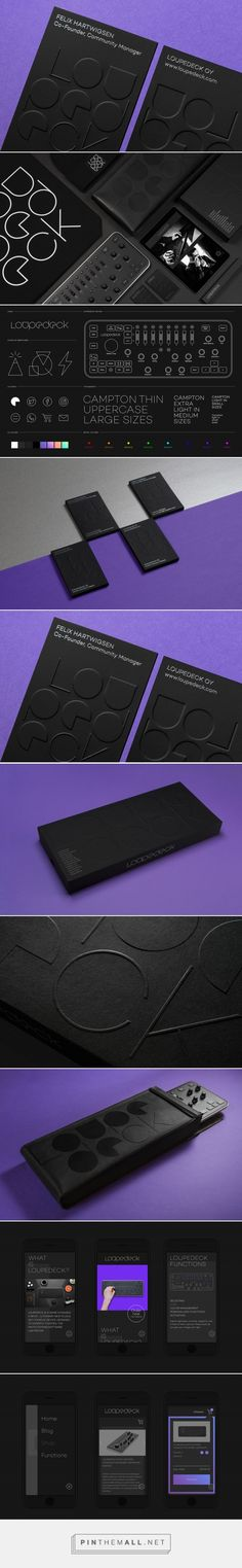New Logo & Graphic Identity for Loupedeck by Bond — BP&O... - a grouped images picture - Pin Them All
