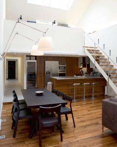 Mezzanine werkruimte | Real Homes