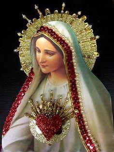 .Hail Mary full of grace