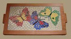Resultado de imagen para mariposas de cerámica
