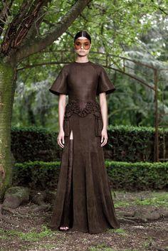 Givenchy Fall 2012 Couture Fashion Show - Daniela Braga (NEXT)