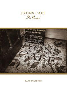 'Lyons Café: The Recipes' Gift Ideas, Amazon, Books, Christmas, Recipes, Xmas, Amazons, Libros, Riding Habit