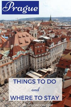 Visit Prague Guide- Short Stay Things to Do Prague Guide, Prague Travel Guide, Travel Europe, Prague Things To Do, Visit Prague, Life Is A Journey, Vacation Spots, Trip Planning, Travel Guides