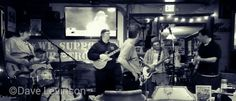 Incredible live blues at the Downtown Saloon. Every Tuesday.