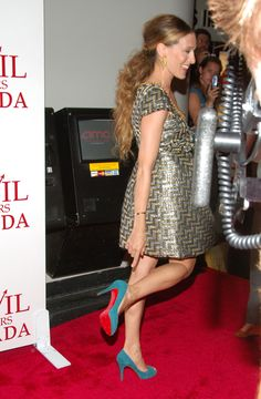 Celebrate SJP's Bday With Her 51 Best Shoe Moments