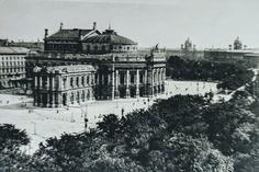 195 Wien I. Vintage Postcards, Louvre, Building, Travel, Wine, Vintage Travel Postcards, Viajes, Buildings, Destinations