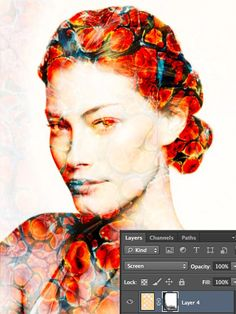 Psychedelic Art Effect in Photoshop
