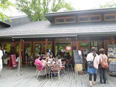 """Harunire Terrace"", Nakakaruizawa Nagano Japan (Agosto)"