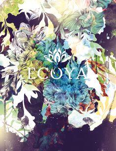 Ecoya Limited Edition 13' by Daryl Feril, via Behance