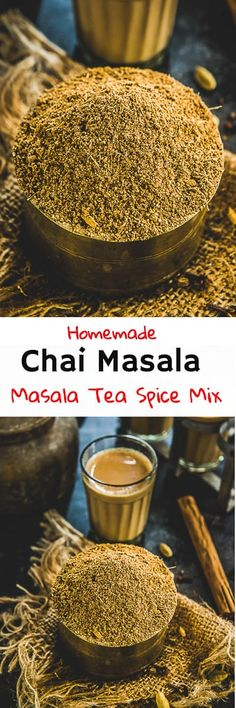 Here is how to make Best Homemade Chai Masala Recipe or Tea Masala which will take your masala chai to next level. Chai, tea, masala, powder, homemade, best, quick, video, recipe, food, photography, table top, top shot, tasty style, Indian #Chai #masala #Indian #Tea #Recipe via @WhiskAffair