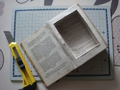 Altered book tutorial part 1