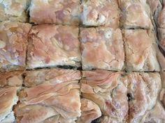 Greek Desserts, Greek Recipes, Greek Pita, Spanakopita, Food Processor Recipes, Side Dishes, Food And Drink, Appetizers, Cooking Recipes