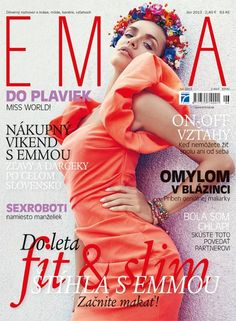 EMMA Magazine 13/06 SVK - Tatana Kucharova