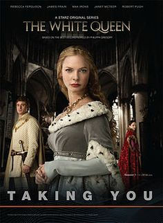 The White Queen tv show promo 2013