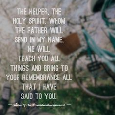 He never leaves us alone. This is one more way we know we can trust him- through the Holy Spirit as he speaks to our hearts and lives through us. What height of love; what depths of peace! Make Sunday a day that counts for eternity. #confidenttrustjournal #biblereading#biblereadingplan
