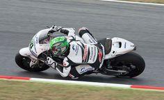 Tough qualifying day for Eugene in Catalunya Spain, motogp 2015