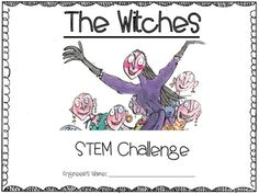 The Witches by Roald Dahl - STEM Challenge - Measurement