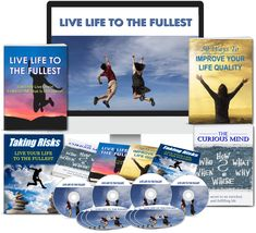 Life Life to the Fullest PLR offers a very detailed perspective on these topics through many eBooks, reports, newsletters, images, graphics, articles, and high-quality videos.