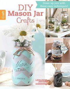 Creative Mason Jar DIY Ideas #masonjars #diymasonjar