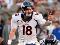 Peyton Manning is MVP of NFL for record fifth time