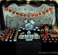 Halloween Treat Bar