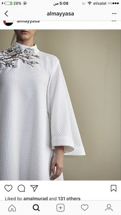 Love the sleeves and the fit Abaya Fashion, Modest Fashion, Couture Fashion, Fashion Dresses, Abaya Designs, Blouse Designs, Hijab Fashion Inspiration, Fashion Trends, Moslem Fashion