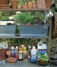 Some DIY love for your garden: 35 Pest and Disease Remedies from http://www.finegardening.com/