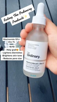 Beauty Blogs, Beauty Hacks, Beauty Tips, Beauty Bay, Skin Tips, Skin Care Tips, Haut Routine, The Ordinary Products, The Ordinary For Acne Prone Skin