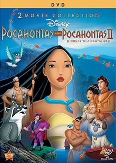 Pocahontas Two-Movie Special Edition (Pocahontas / Pocahontas II: Journey To A New World)
