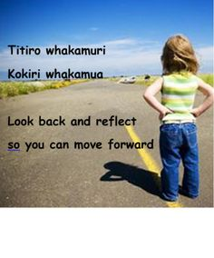 Look back and reflect, so you can move forward. - Maori whakatauki or proverb new zealand native peoples Primary Teaching, Teaching Resources, Teaching Style, Teaching Ideas, Maori Songs, Waitangi Day, Teaching Quotes, Proverbs Quotes, Maori Art